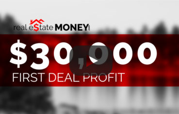 $30,000 Cash Profit On Her First Real Estate Subject-To Deal
