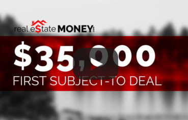 Closed His First Subject-To Real Estate Deal For $35,000 Cash Profit