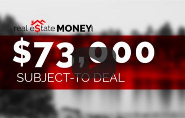 Easy Subject-To Real Estate Deal Makes $73,000 Profit