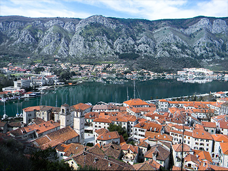 Top 5 Places In Montenegro