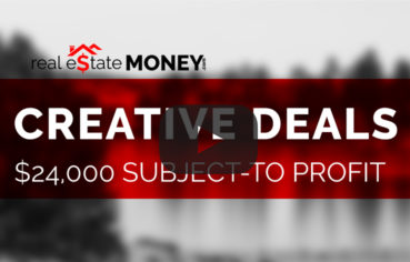 Former Real Estate Agents Makes HUGE Profits Using Creative Subject-To Real Estate Deals