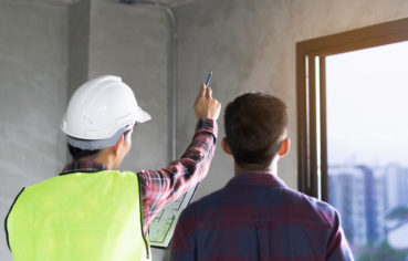 Conducting a home inspection