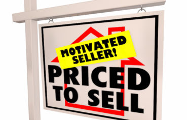 What is a motivated seller?